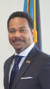 Honorary Consul Michael Fountain