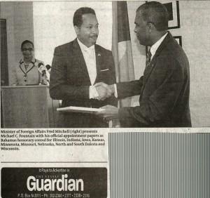 Nassau Guardian 8-16-14