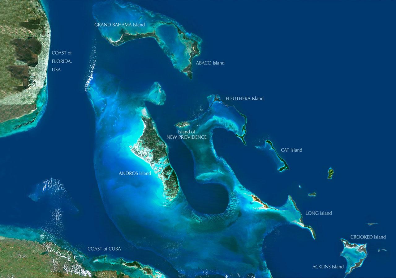 Bahamas-yacht-charters-map